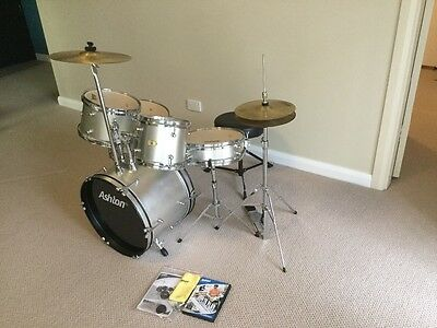 Ashton 7 Piece Junior Drum Kit