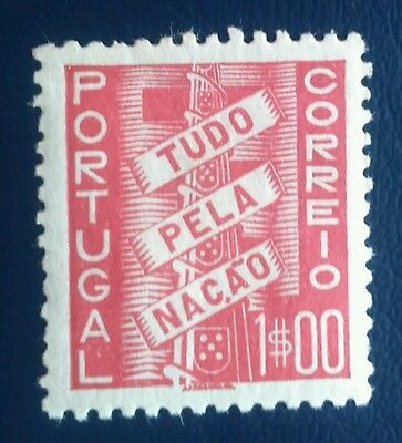 Timbre neuf Portugal 1$