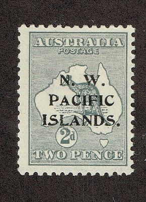 North West Pacific Islands SC# 13 VF LH