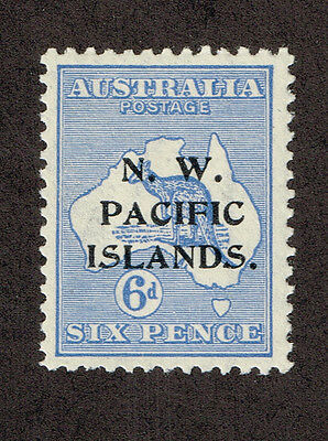 North West Pacific Islands SC# 18 VF NH