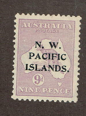 North West Pacific Islands SC# 19 VF LH