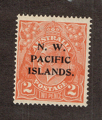 North West Pacific Islands SC# 44 VF NH