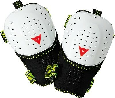 Dainese Active Elbow Guard Evo Womens Snowboarding Elbow Pads, White