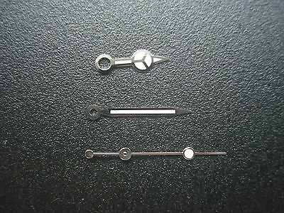 One Set Of Silver Benz Watch Hands For Old Submariner Explorer Fit Eta 2836 2824