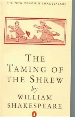 The Taming of the Shrew by William Shakespeare Paperback Book The Cheap Fast