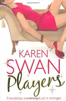 Players by Swan, Karen Paperback Book The Cheap Fast Free Post