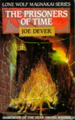 The Prisoners of Time (Lone Wolf), Dever, Joe Paperback Book The Cheap Fast Free