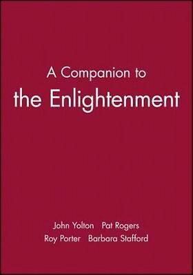 A Companion to the Enlightenment by Yolton Paperback Book (English)
