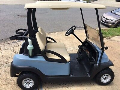 Electric Club Car Golf Cart Buggy 48V With 2015 Batteries Beutiful  -ONLY 2 LEFT
