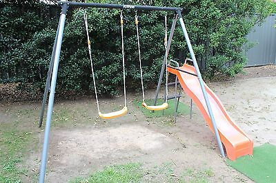 Play Safe - Swing Set