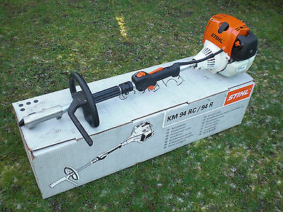 Stihl KM130-R  Combi.Loop handle For Hedge Trimmer Pruner Strimme Kombi