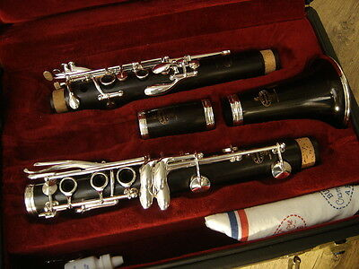 SUPERB Buffet R13 Bb Clarinet fully Overhauled