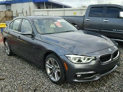 2016 BMW 3-Series i 2016 BMW 328 i repairable Rebuildable Salvage