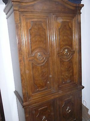 Drexel Heritage Vintage Medium Brown Armoire, Excellent Condition REDUCED $299.