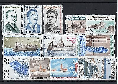 036. TAAF 1965. Collections used