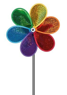 Windspiel Glitter Bloom | Günther 1305 | Windrad 30 x 40 cm | Gartendekoration