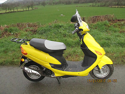 2008 DIRECT BIKES  50cc SCOOTER