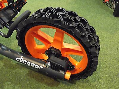 GLIDERS...set of 3 Summer and Winter Wheels for your CLICGEAR trolley.