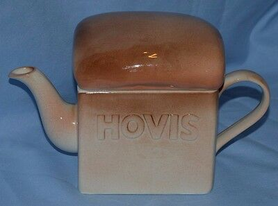 'hovis' Teapot In Very Good Condition, Rare Double Makers Marks On Base.