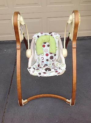 Fisher Price Baby Swing-Excellent Condition, Pickup Melbourne Eastern Suburbs