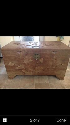 Camphorwood Chest and Job Lot Bulk Furniture House Clearence
