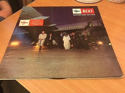 The Beat - Special Beat Service Lp A1/B1 Nr Mint