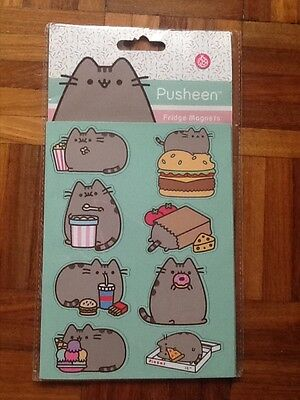 Pusheen Cat Magnets