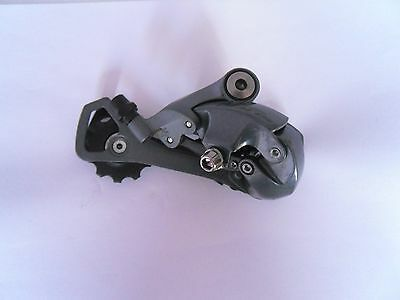 SHIMANO CLARIS 8spd RD-2400GS REAR DERAILLEUR