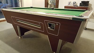 7 x 4 ft Slate Bed Pool Table