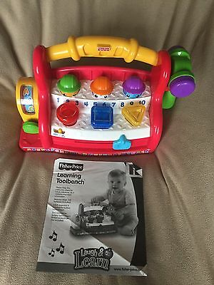 Fisher Price Learning Toolbench