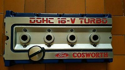 couvre cache culbuteur ford sierra cosworth