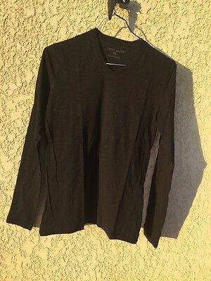 Te Shirt Manches Longues Teddy Smith Taille M Neuf