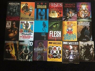 2000AD Graphic Novel Collection - 18 Books - RRP £260