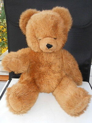 Vintage Hermann Teddy Bear Jointed Growler Made In Germany