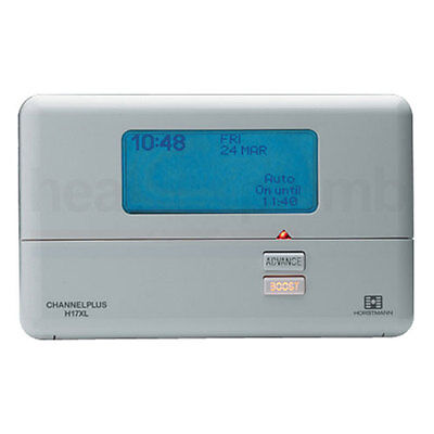 Horstmann Channelplus H17XL Series 2 Single Channel 7 Day Electronic Programmer