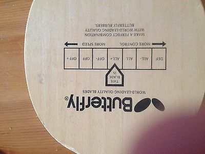Butterfly Andrzej Grubba  table tennis blade(old style)