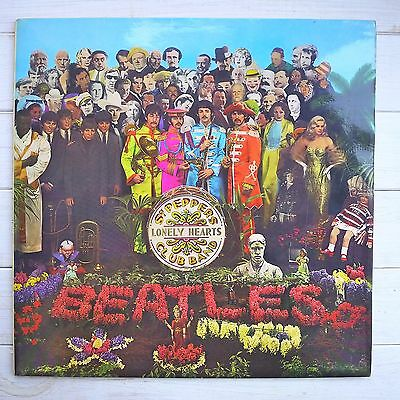 BEATLES - Sgt Peppers Lonely Hearts Club Band, EXCELLENT condition