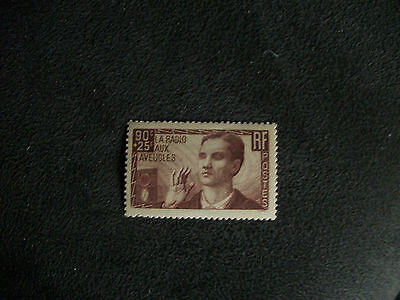 timbre neuf 1938 belle cote