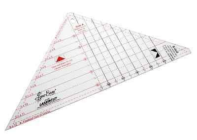 Sew Easy patchwork quilting Star & Geese ruler template triangle