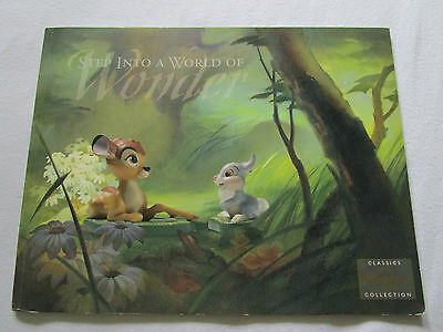 """WDCC """"Step Into A World Of Wonder"""" 2004 catalog"""