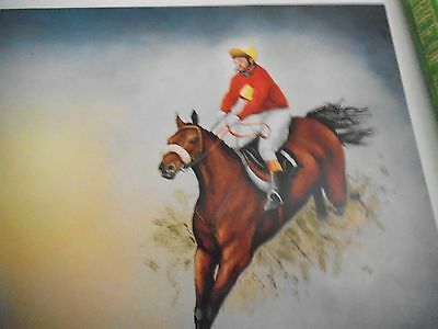 Red Rum  Sign Print  `tommy Stack`  L@@k
