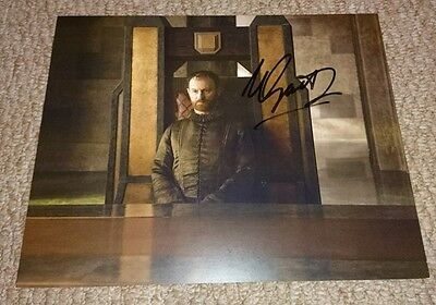 Mark Gattiss  signed Game Of Thrones 10x8 photo PROOF AFTAL