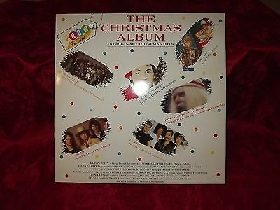 Now That's What I Can Music - Christmas Album Vinyl Lp - 1985