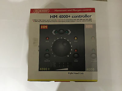 Hornby R8082A HM 4000+ Right Hand Model Train Add On Power Controller