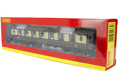 Hornby R4385 12 Wheel Pullman Car No 98 with lights 00 Gauge NEW