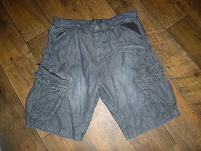 Mens denim shorts Next Size 38