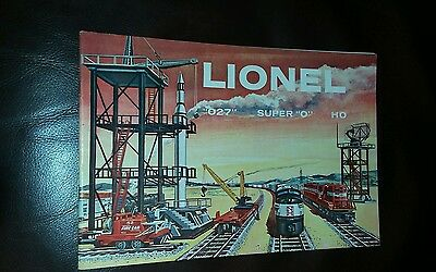 Vintage 1958 Lionel Train Catalog NRMNT Condition SEE PICS..make an offer