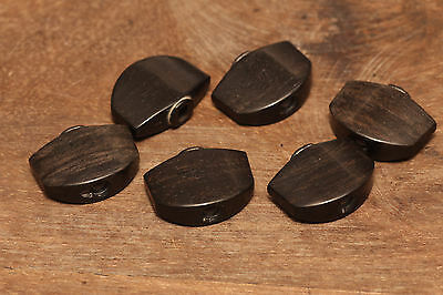 Tuner Buttons Ebony by Hailwood Guitars fits PRS® SE Tuners
