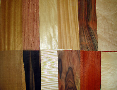 Real Wood Veneer Limited Edition No1 Sheets For Crafts,marquetry,refurbishment