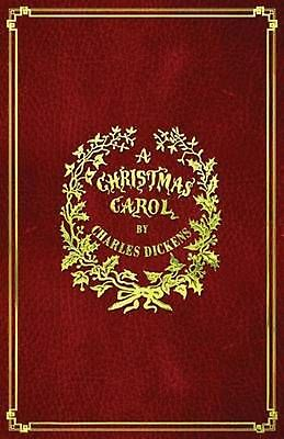A Christmas Carol : With Original Illustrations by Charles Dickens (English) Pap